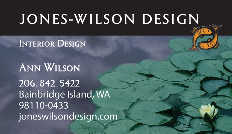Ann Jones Wilson Interior Design on Bainbridge Island